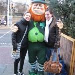 Kimmy em Dublin