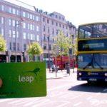Se virando em Dublin: Leap Card