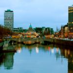 Ajudando a Irish Cancer Society