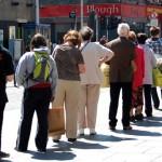 Imigrando: Respeito pelas filas