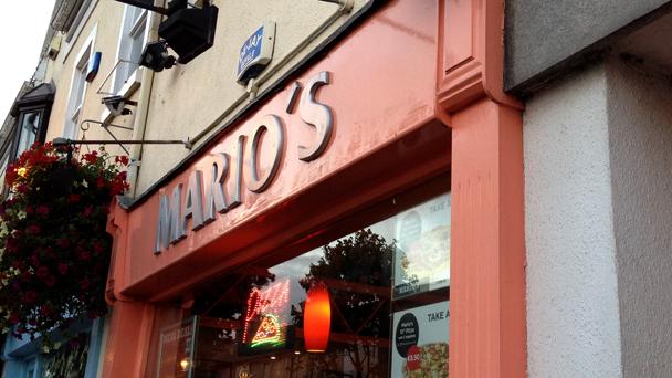 Achado em Dublin: Mario's