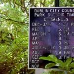 Conhecendo a Irlanda: Merrion Square