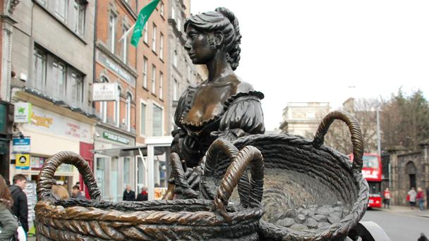 Conhecendo a Irlanda: Molly Malone