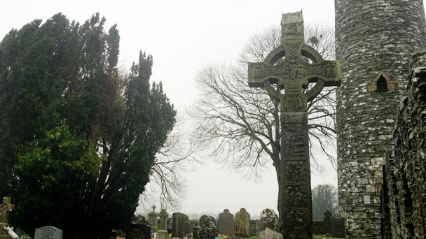 Conhecendo a Irlanda: Monasterboice