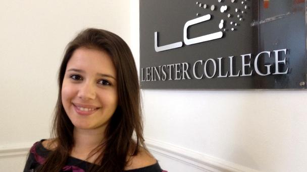 Estudar na Irlanda: Leinster College