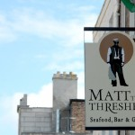 Achado em Dublin: Matt The Thresher