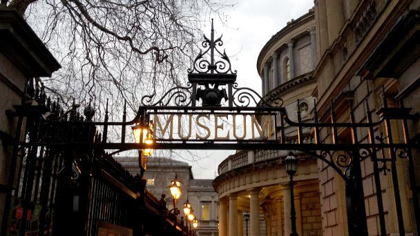 Conhecendo a Irlanda: Museum of Archaeology