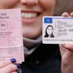 Imigrando: Nova carteira de motorista irlandesa