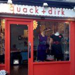 Achado em Dublin: Quack + Dirk