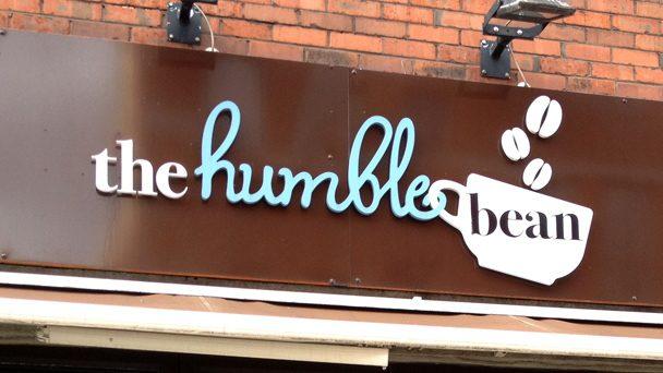 Achado em Dublin: The Humble Bean
