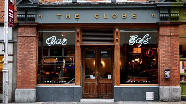 Baladas em Dublin: The Globe