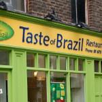 Achado em Dublin: Taste of Brazil