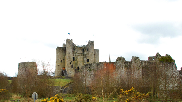 Conhecendo a Irlanda: Trim Castle
