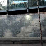 Conhecendo a Irlanda: Mural de constelações