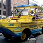 Conhecendo a Irlanda: Viking Splash