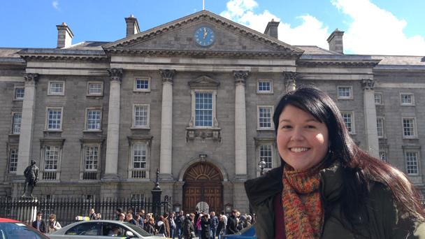 Estudar na Irlanda: Trinity College Dublin