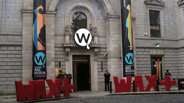 Conhecendo a Irlanda: National Wax Museum Plus – Dublin