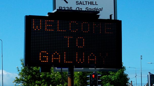 Conhecendo a Irlanda: Galway